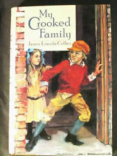 1991 MY CROOKED FAMILY James Lincoln Collier YA Mystery First Edition Fine HCDJ