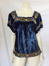 Hippy Velvet Vintage Tops & Shirts for Women