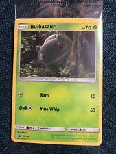 Pokemon Bulbasaur SM198Promo Trading Card Game pikachu detective special MINT