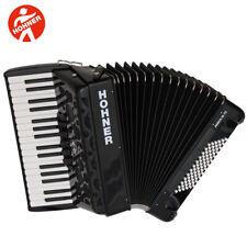 Hohner AMIIV72 Amica Forte III 72 Chromatic 34 Key Piano Accordion + Bag, Straps