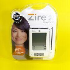 Palm Zire 21 Handheld Pda Portable Digital Notepad & Stylus Data Device 4055744A