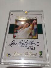 Australia National 2014 Season Cricket Trading Cards