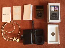 Apple iPod Classic 7th Generazione Nero 160GB