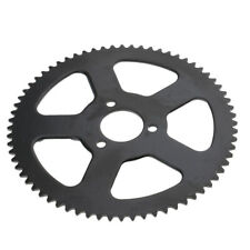 68T 68 Teeth Rear Sprocket for 25H 6mm Chain 47cc 49cc Mini Pocket Quad Bike