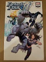 Fantastic Four #1 Marvel 2018 #348 Homage Cosmic Ghost Rider Venom Weapon H X-23