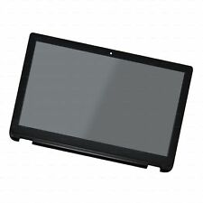 P000608910 LCD Touch Screen +Bezel For Toshiba Satellite P55W-B5224 P55W-B5318D