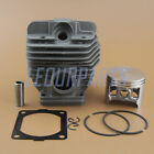 Cylinder Piston Kit WT Gasket for STIHL 066 MS660 Chainsaw REP# 1122 020 1209