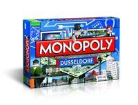Original Monopoly Düsseldorf City Edition Cityedition Stadt Brettspiel Spiel NEU