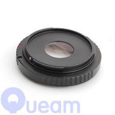 Minolta MD Lens to Canon EOS Mount Camera Adapter 5D Mark IV 80D 650D 600D 550D