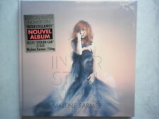 Mylene Farmer coffret luxe collector Interstellaires