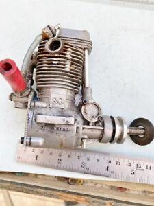 Model aircraft Engine Model  SC 80 engine  4 Stroke Model aeroplane engine