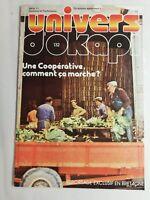 N56 Rivista Universo Okapi N°132 Una Cooperativa, Come Esso Camminata? IN UK