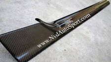 BMW E82 / E88 1M Carbon fiber Interior Door Sills