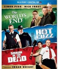 The World's End / Hot Fuzz / Shaun of the Dead [New Blu-ray] Uv/Hd Dig