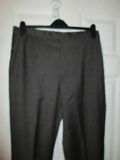 BNWT Mens M&S Woolmark Trousers 32W with 35Leg