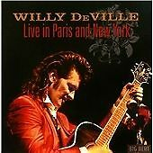 Willy DeVille - Live In Paris And New York (CDWIKD 304)