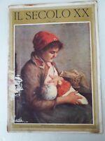 R36> Il secolo XX n.24 anno 1931 / Silvestro Lega / La madre