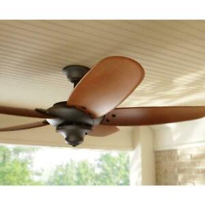Altura 60 in. Outdoor Oil-Rubbed Bronze Ceiling Fan by Home Decorators Collectio