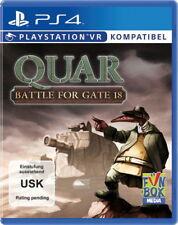 Quar: Battle for Gate 18 (Sony PlayStation 4, 2019)