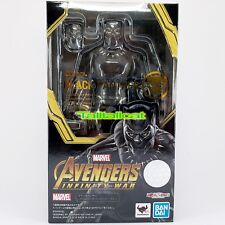 Marvel X BANDAI S.H.Figuarts Avengers Infinity War Black Panther (Japan Ver.)