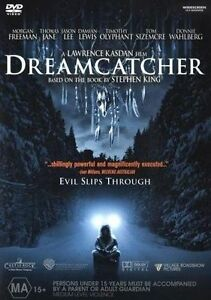 Dreamcatcher DVD (PAL, 2003) Free post