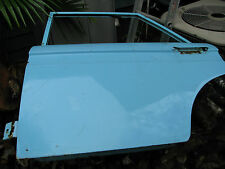 Datsun Bluebird 411 Drivers Side Rear Door Shell