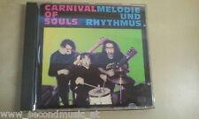 CD--CARNIVAL OF SOULS--MELODIE UND RYTHMUS ---ALBUM