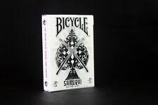 Carte da gioco BICYCLE SAMURAI v1, poker size