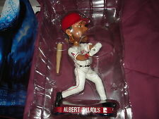 Albert Pujols ~BOBBLEHEAD -Angels Uniform, New In Box!  #181 of 2012