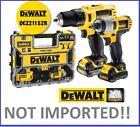 Dewalt 10.8V Li-ion Cordless 2Pce Combo Kit drill impact driver AUS MODEL 2016