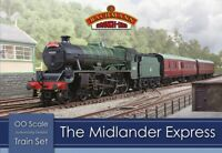Bachmann 30-285 Midlander Express OO/1:76 Scale Train Set (Hornby Compatible)