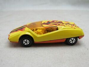 Vintage Matchbox Superfast No. 33 Datsun 126X