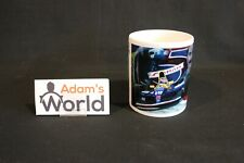 Coffee Mug 1992 Nigel Mansell (GBR) World Champion Formula 1 by Toon Nagtegaal