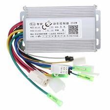 350W 36V/48V Brushless Controller For Scooter E- bike With/Without Hall Sensor