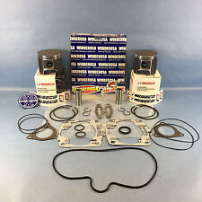 POLARIS 800 WISECO PISTONS WINDEROSA TOP END GASKET KIT 2000-2005 RMK XC SP