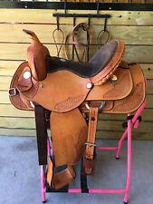 Dakota Digital Barrel Racing Western Horse Saddles for sale
