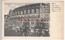 (110674) AK Plauen, Union Vereinigte Kaufstätten (Kaufhaus Tietz), vor 1945