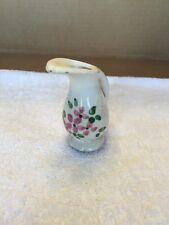 Vintage Pottery Mini Vase Figurine