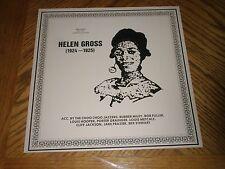 HELEN GROSS / 1924-1935 ~ w Choo Choo Jazzers ~ Document 542 Album ~ NEW