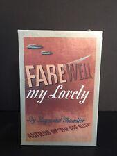 Raymond Chandler Farewell My Lovely First Edition Library facsimile FEL Sealed