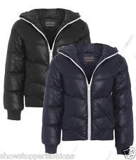Cappotti e giacche con cappuccio bianco in inverno per bambine dai 2 ai 16 anni
