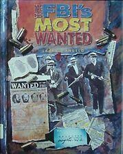"F.B.I.'s MOST WANTED, 1997 BOOK (""MACHINE GUN"" KELLY CVR"