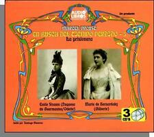 Marcel Proust: En Busca Del Tiempo Perdido #5- New Audio Book in Spanish 3 CDs!