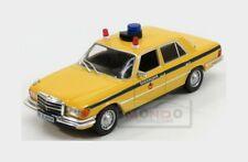 Mercedes Benz S-Class 450Sel 6.9 (W116) Police 1976 Yellow EDICOLA 1:43 ED126917