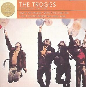 The Troggs - Greatest Hits Wild Thing (1992)