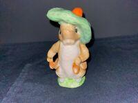Beatrix Potter Figurine Benjamin Bunny, F. Warne & Co., Beswick England, Vintage