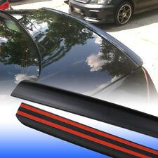 For Mazda MX5 MX-5 Convertible 2D Rear Trunk Lip Spoiler Wing Unpainted PUF
