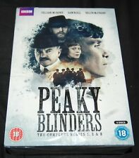 PEAKY BLINDERS ~ Series 1-3 Boxset (DVD 2016) BRAND NEW AND SEALED ~ SAM NEILL