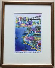 Alison Ashley~25/50 Ltd Edt print~Drummoyne View-Sydney