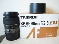 """MINT w/ BOX"" Tamron SP AF 90mm F2.8 1:2.8 Di Macro Lens 272EE for Canon Japan"